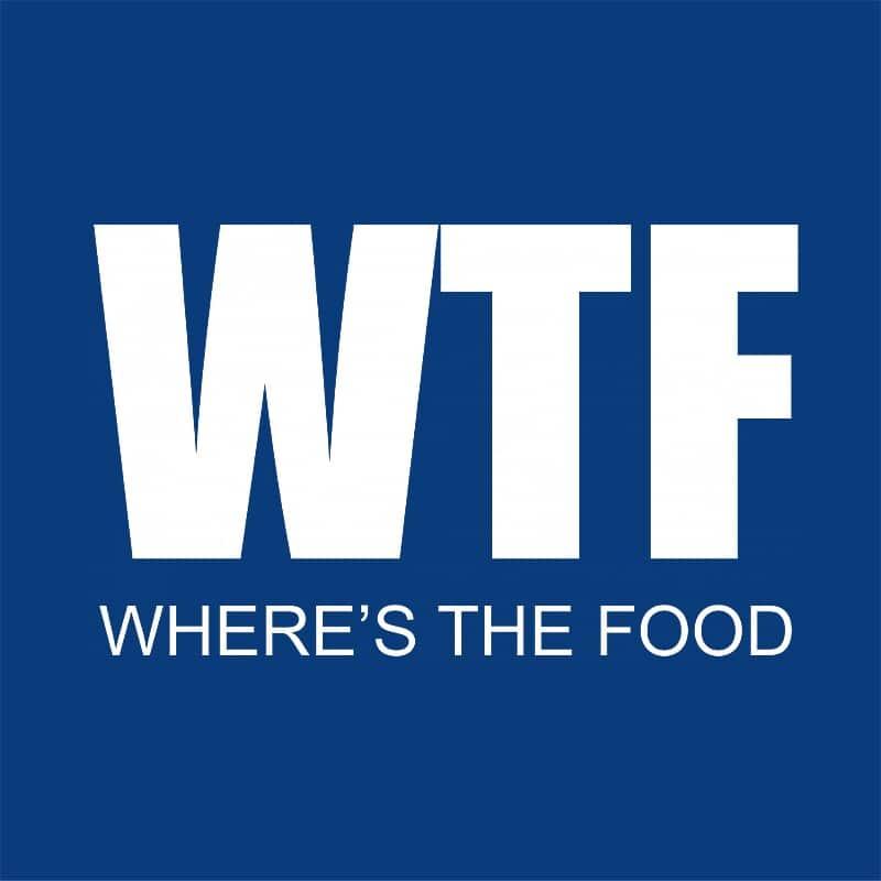 Where's the food Póló - Ha Food rajongó ezeket a pólókat tuti imádni fogod!