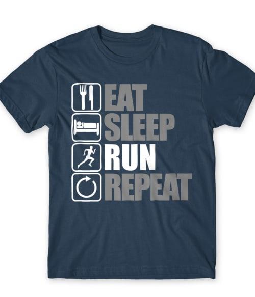 Eat Sleep Run Póló - Ha Running rajongó ezeket a pólókat tuti imádni fogod!