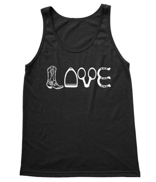 Riding Tools Love Póló - Ha Horse rajongó ezeket a pólókat tuti imádni fogod!