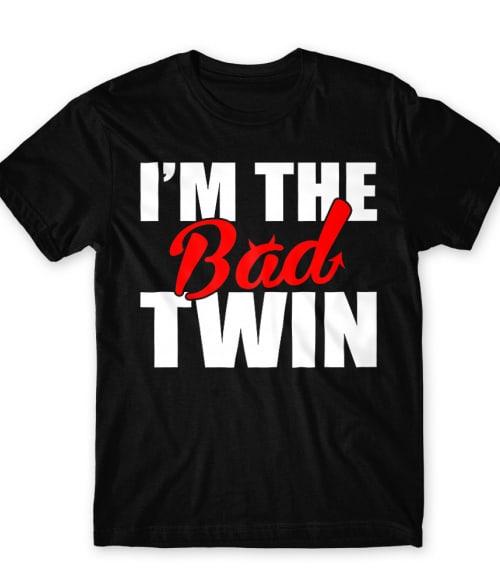 Bad twin Póló - Ha Family rajongó ezeket a pólókat tuti imádni fogod!