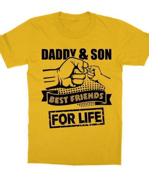 Daddy and son Póló - Ha Family rajongó ezeket a pólókat tuti imádni fogod!