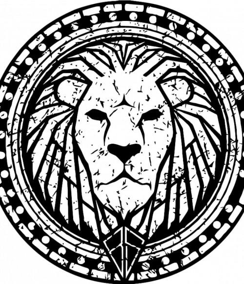 Aztec Lion Póló - Ha Lion rajongó ezeket a pólókat tuti imádni fogod!