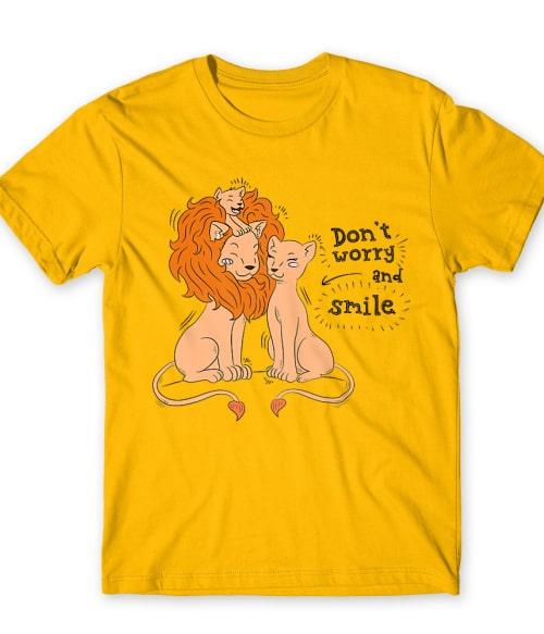 Lion family Póló - Ha Lion rajongó ezeket a pólókat tuti imádni fogod!