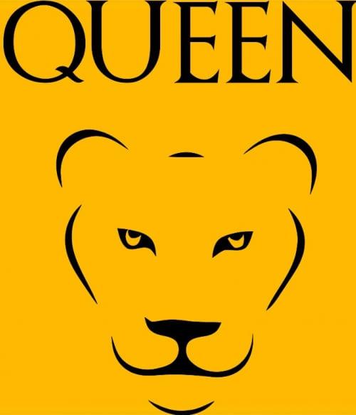 Lion Queen Póló - Ha Couple rajongó ezeket a pólókat tuti imádni fogod!