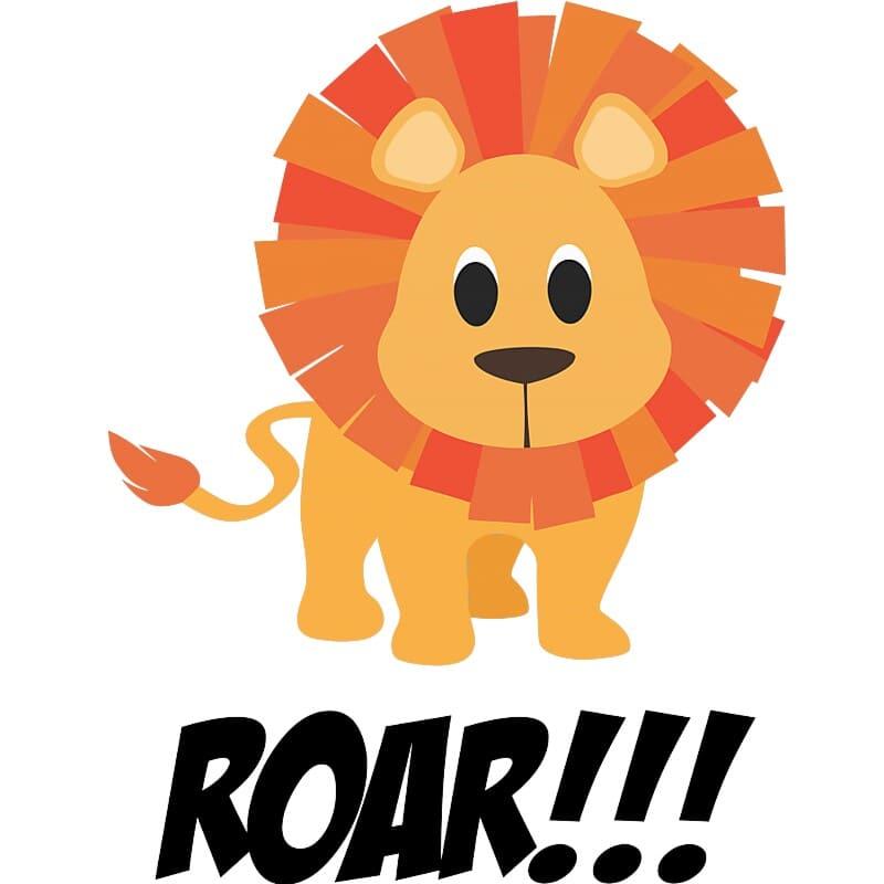 Lion roar Póló - Ha Lion rajongó ezeket a pólókat tuti imádni fogod!