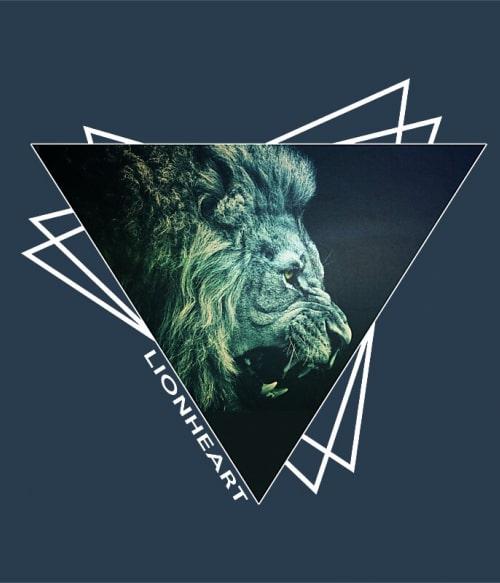Lionheart Póló - Ha Lion rajongó ezeket a pólókat tuti imádni fogod!