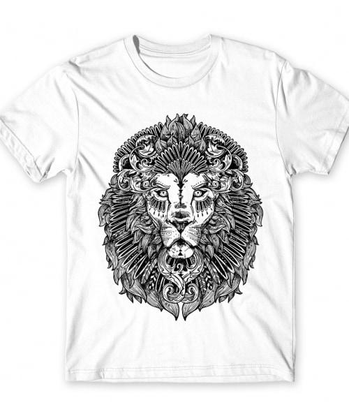 Ornamental lion Póló - Ha Lion rajongó ezeket a pólókat tuti imádni fogod!