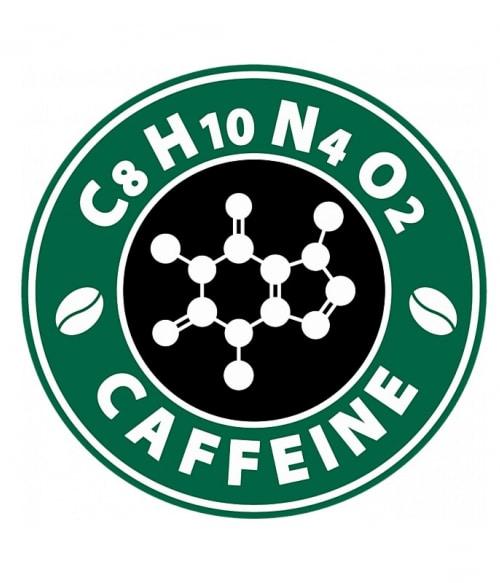 Caffeinbucks Póló - Ha Science rajongó ezeket a pólókat tuti imádni fogod!