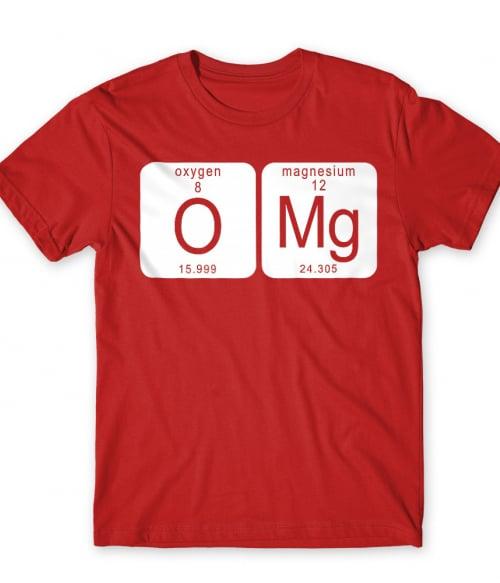 OMG period Póló - Ha Science rajongó ezeket a pólókat tuti imádni fogod!