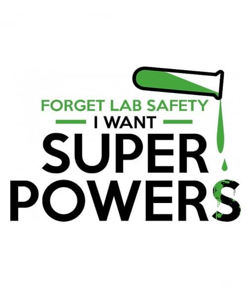 Super power Póló - Ha Science rajongó ezeket a pólókat tuti imádni fogod!