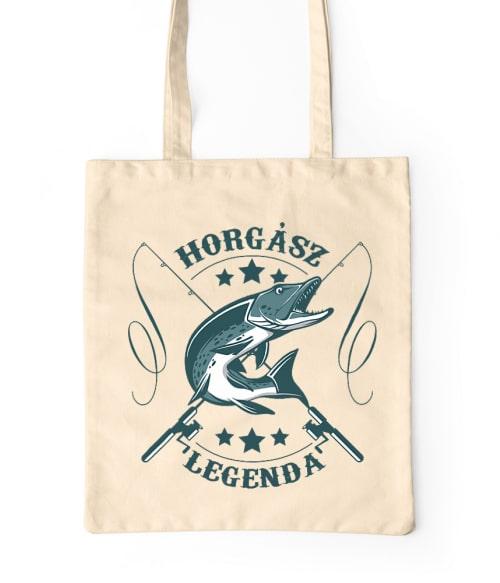 Horgász Legenda Póló - Ha Fishing rajongó ezeket a pólókat tuti imádni fogod!