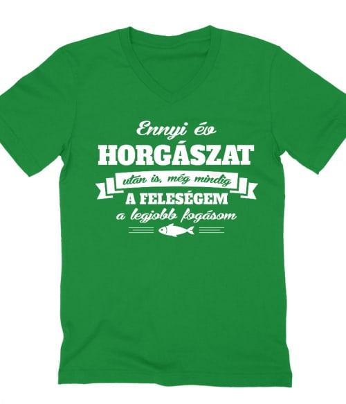 A legjobb fogás Póló - Ha Fishing rajongó ezeket a pólókat tuti imádni fogod!