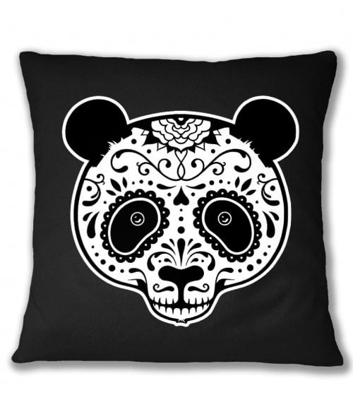 Panda Skull Póló - Ha Panda rajongó ezeket a pólókat tuti imádni fogod!