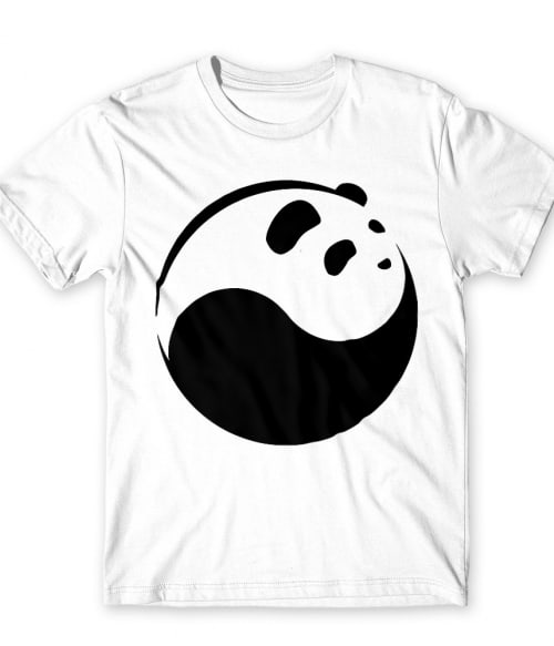 Yin Yang Panda Póló - Ha Panda rajongó ezeket a pólókat tuti imádni fogod!