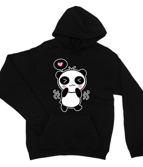 Panda Boy Póló - Ha Panda rajongó ezeket a pólókat tuti imádni fogod!