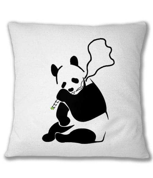 Smoking Panda Póló - Ha Panda rajongó ezeket a pólókat tuti imádni fogod!