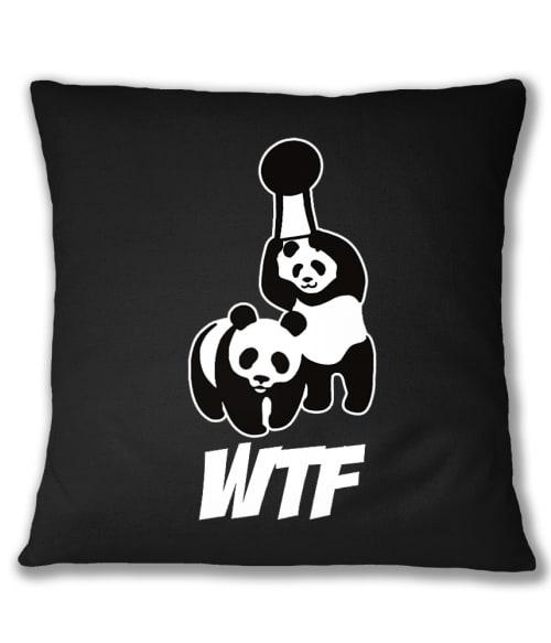WTF Panda Póló - Ha Panda rajongó ezeket a pólókat tuti imádni fogod!