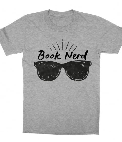 Book Nerd Póló - Ha Reading rajongó ezeket a pólókat tuti imádni fogod!