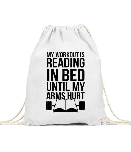 My workout is reading Póló - Ha Reading rajongó ezeket a pólókat tuti imádni fogod!