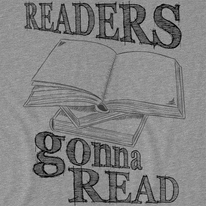 Readers gonna read Póló - Ha Reading rajongó ezeket a pólókat tuti imádni fogod!