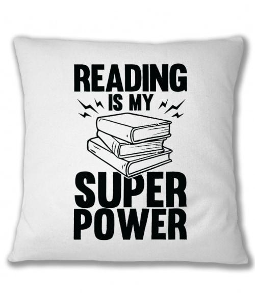 Reading is my super power Póló - Ha Reading rajongó ezeket a pólókat tuti imádni fogod!