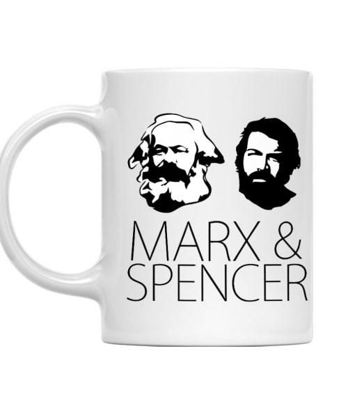 Marx and Spencer Póló - Ha Bud Spencer rajongó ezeket a pólókat tuti imádni fogod!