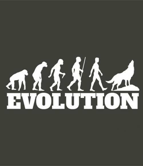 Evolution Póló - Ha Teen Wolf rajongó ezeket a pólókat tuti imádni fogod!