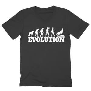 b55965368e Evolution Póló - Teen Wolf