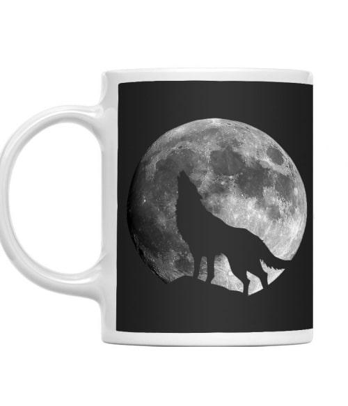 Moon Wolf Póló - Ha Teen Wolf rajongó ezeket a pólókat tuti imádni fogod!