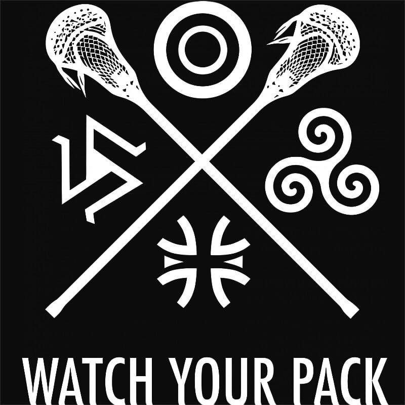 Watch Your Pack Póló - Ha Teen Wolf rajongó ezeket a pólókat tuti imádni fogod!
