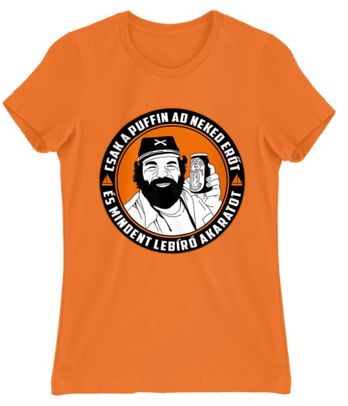 Bud Spencer Puffin Póló - Ha Bud Spencer rajongó ezeket a pólókat tuti imádni fogod!