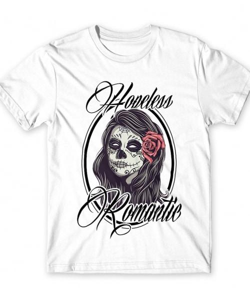 Hopeless romantic Póló - Ha Tattoo rajongó ezeket a pólókat tuti imádni fogod!
