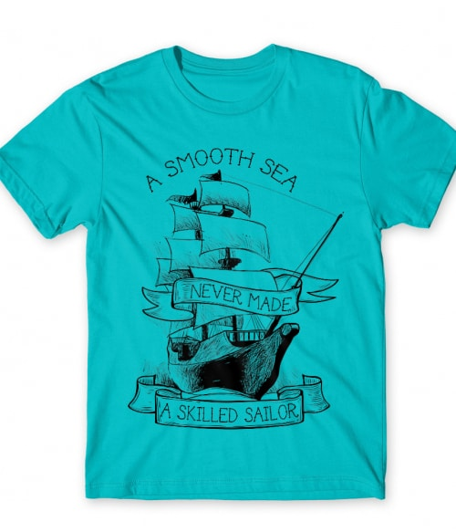 Smooth sea Póló - Ha Tattoo rajongó ezeket a pólókat tuti imádni fogod!