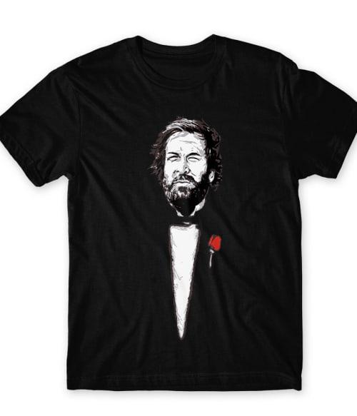 Bud Spencer a keresztapa Póló - Ha Bud Spencer rajongó ezeket a pólókat tuti imádni fogod!