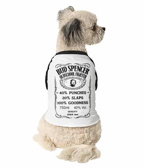 Bud Spencer-es Jack Daniel's Póló - Ha Bud Spencer rajongó ezeket a pólókat tuti imádni fogod!