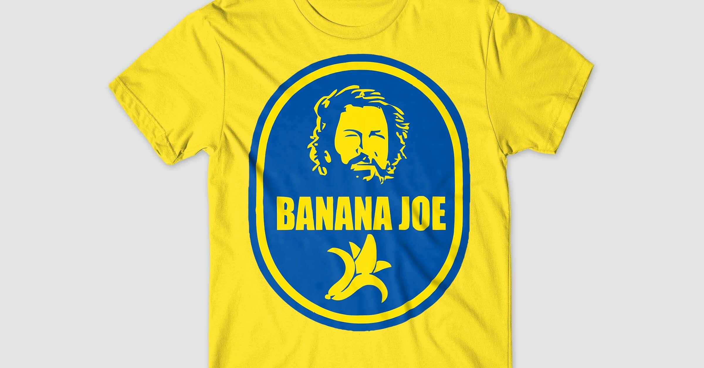 Bud Spencer Banana Joe Póló - Bud Spencer d6e7d89b05