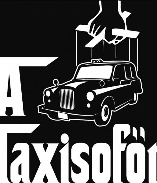 A Taxisofőr Póló - Ha Taxi Driver rajongó ezeket a pólókat tuti imádni fogod!