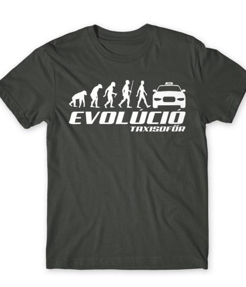 Evolúció Póló - Ha Taxi Driver rajongó ezeket a pólókat tuti imádni fogod!