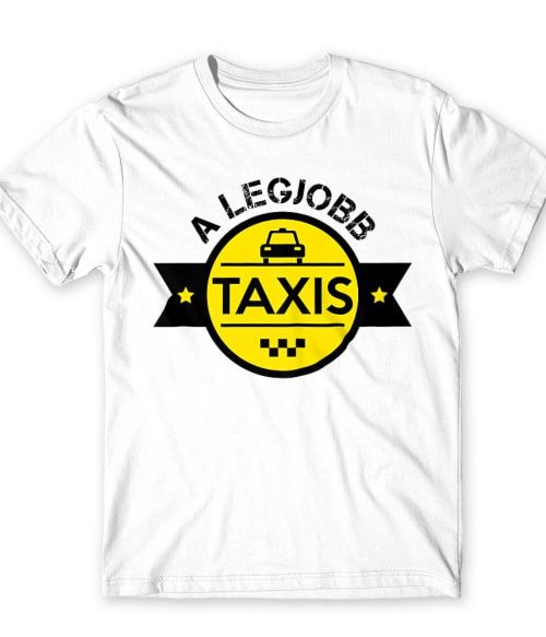 A Legjobb Taxis Póló - Ha Taxi Driver rajongó ezeket a pólókat tuti imádni fogod!
