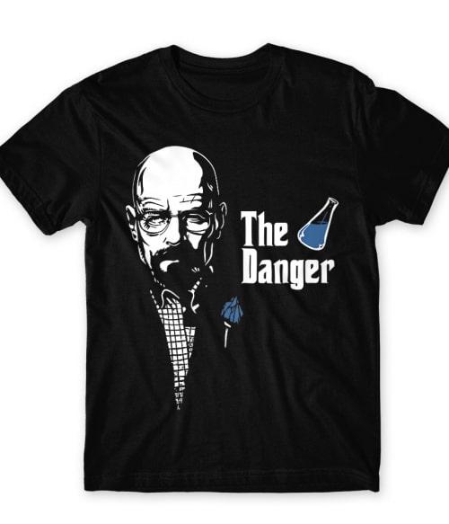 A veszélyes keretszapa Póló - Ha Breaking Bad rajongó ezeket a pólókat tuti imádni fogod!