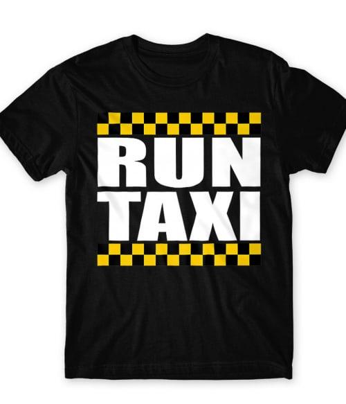 Run Taxi Póló - Ha Taxi Driver rajongó ezeket a pólókat tuti imádni fogod!