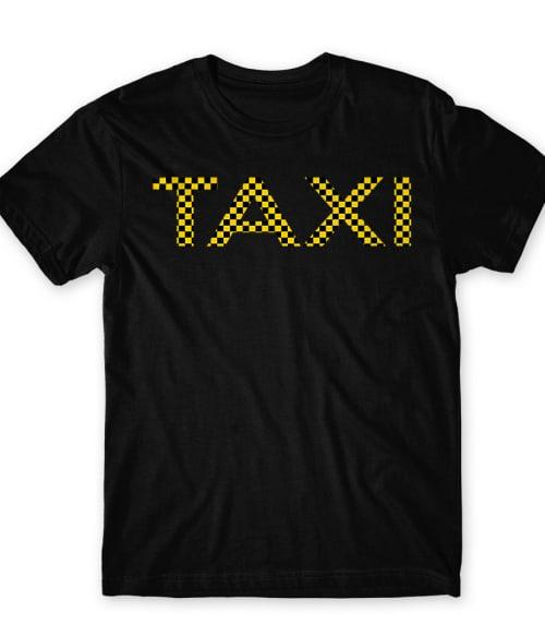 Taxi Póló - Ha Taxi Driver rajongó ezeket a pólókat tuti imádni fogod!