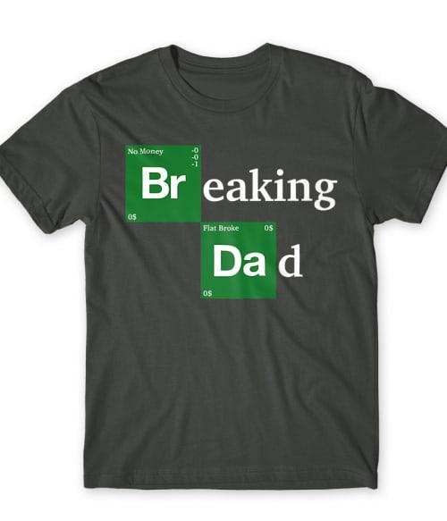 Totál szívás Apa Póló - Ha Breaking Bad rajongó ezeket a pólókat tuti imádni fogod!