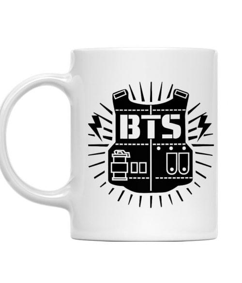 BTS Logo Póló - Ha K-Pop rajongó ezeket a pólókat tuti imádni fogod!
