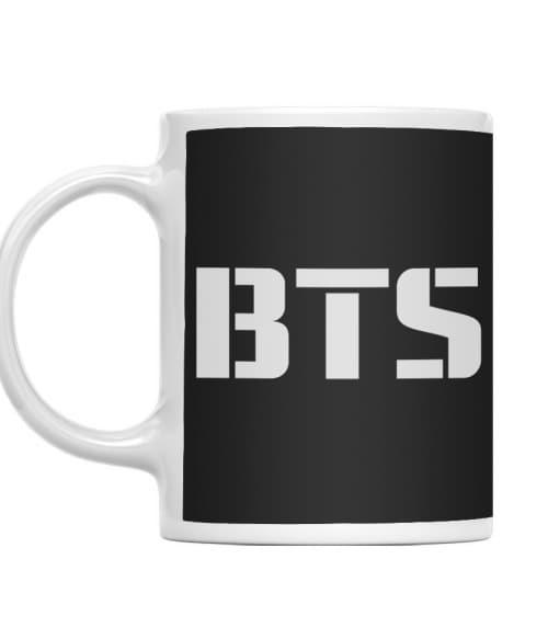 BTS Text Logo Póló - Ha K-Pop rajongó ezeket a pólókat tuti imádni fogod!