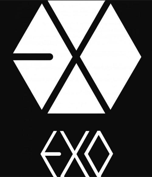 EXO Logo Póló - Ha K-Pop rajongó ezeket a pólókat tuti imádni fogod!