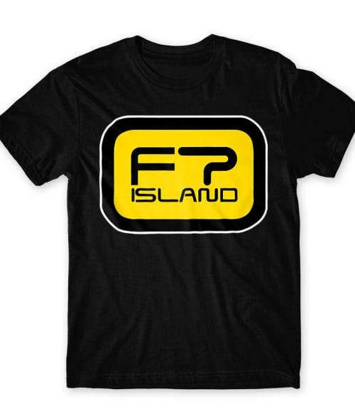 FT Island Logo Póló - Ha K-Pop rajongó ezeket a pólókat tuti imádni fogod!