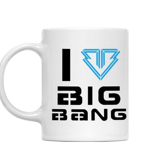 I Love Big Bang Póló - Ha K-Pop rajongó ezeket a pólókat tuti imádni fogod!