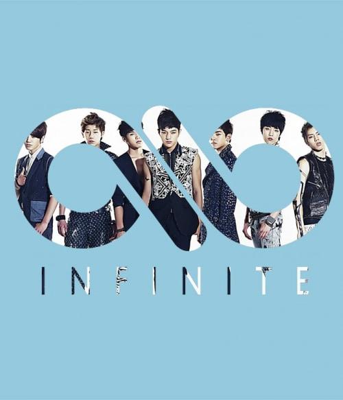 Infinite Members Logo Póló - Ha K-Pop rajongó ezeket a pólókat tuti imádni fogod!