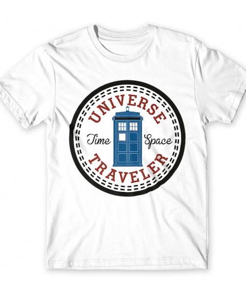 Converse Time Space Póló - Ha Doctor Who rajongó ezeket a pólókat tuti imádni fogod!